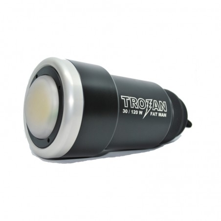 Latarka LED Trojan FATMAN  Video 40/120W
